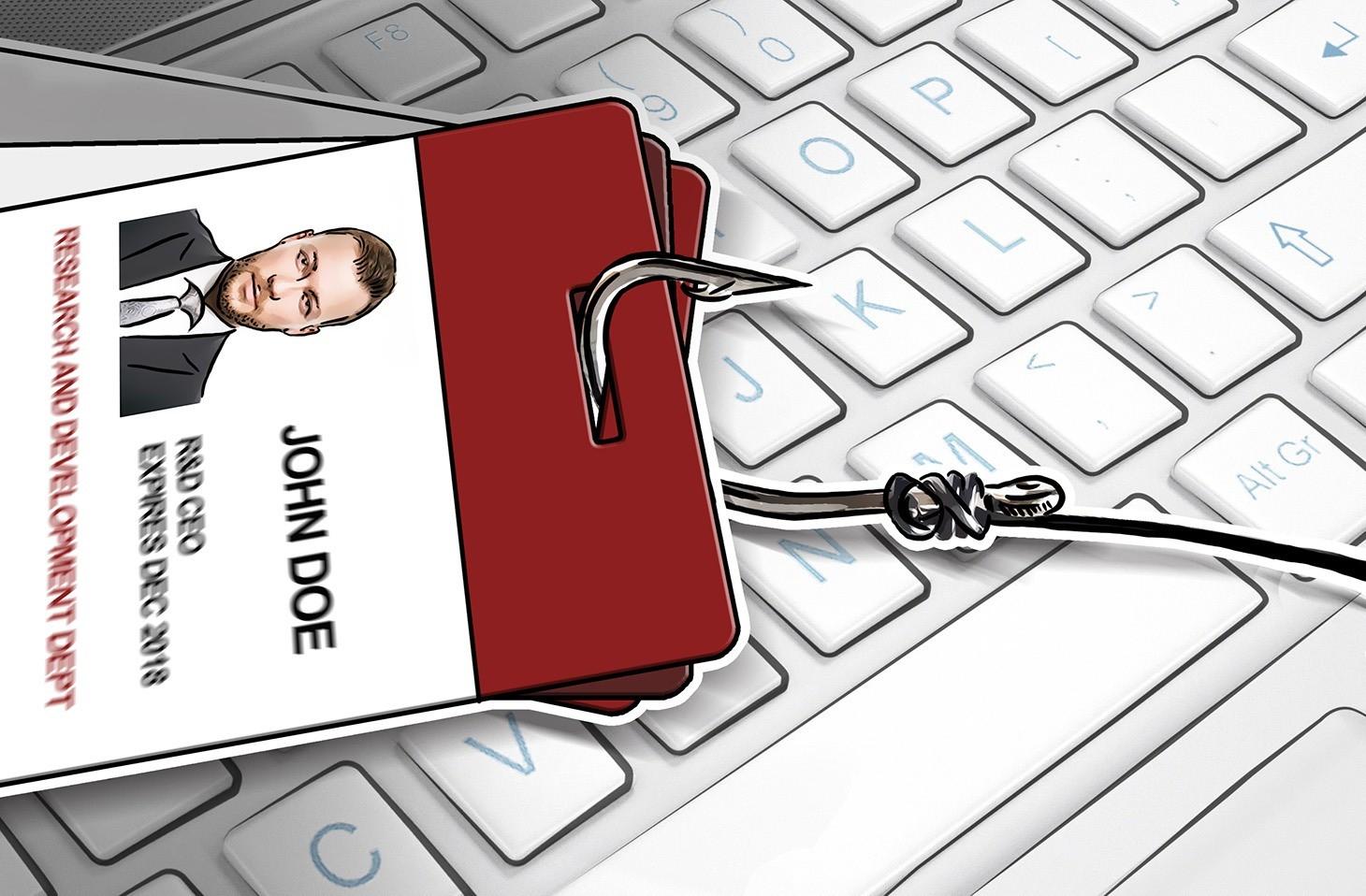 correo phishing